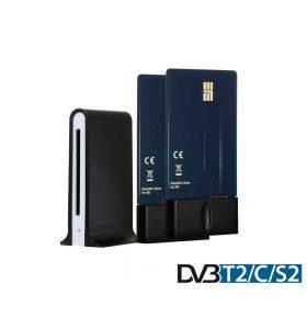Smartwi kortsplitter med 2 klientkort