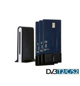 Smartwi kortsplitter med 3 klientkort