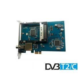 DVBSky T980CI DVB-T2/C PCIe tuner