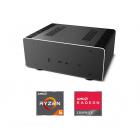 AMD Ryzen 5 lydløs PC