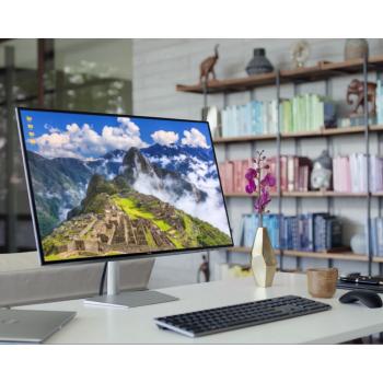 """Eksklusiv 27"""" QHD design skærm fra Dell"""