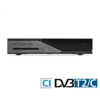Dreambox DM525 DVB-T2/C modtager med CI kortlæser