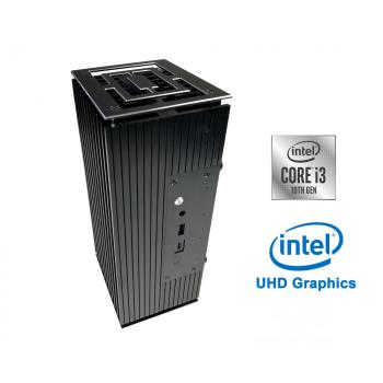 NUC 10i3 fanless PC