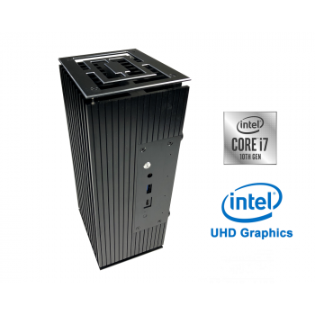 NUC 10i7 fanless PC TOPMODEL