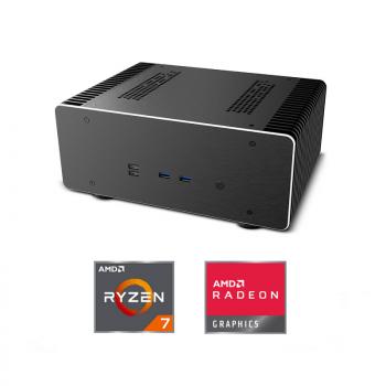 AMD Ryzen™ 7 Pro fanless PC