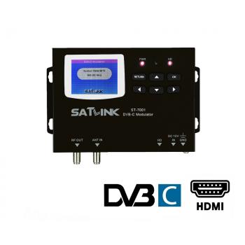 HDMI til DVB-C modulator
