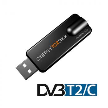 Terratec DVB-C/T2 USB stick